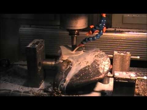 Embedded thumbnail for Lavorazione meccanica di un'elica per Centrale